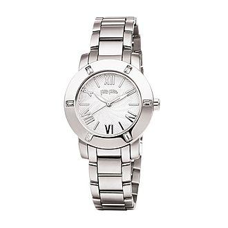 Donatella Crystal Bracelet Watch