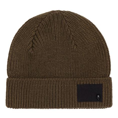 Skull Beanie Hat, ${color}