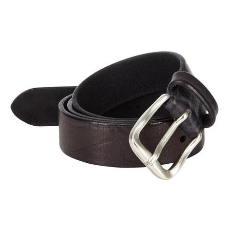 Vintage Leather Belt, ${color}