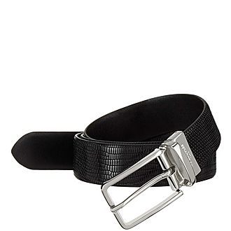 Reversible Black Belt
