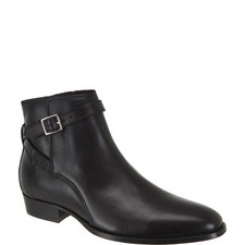 Buckle Fastening Ankle Boots