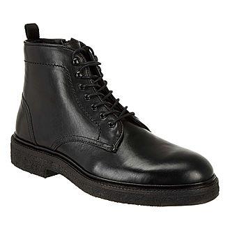 Buffalo Leather Boots