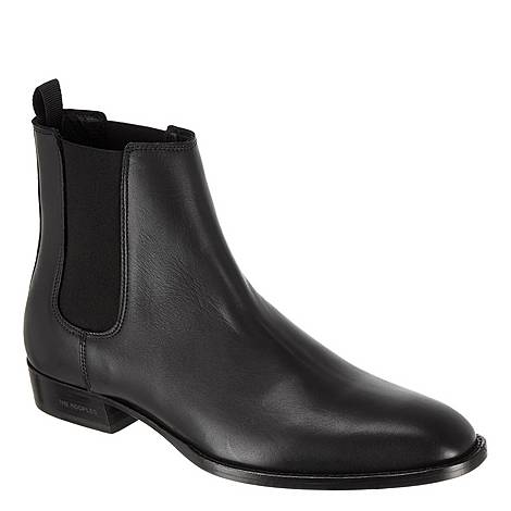 Leather Chelsea Boots , ${color}