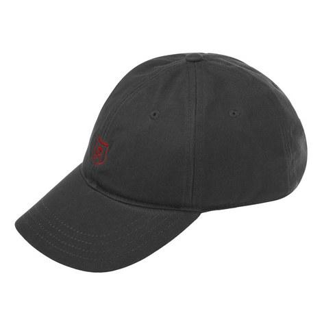 Embroidered Emblem Cap, ${color}