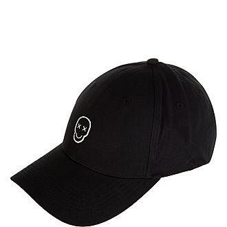 Skull Badge Cap