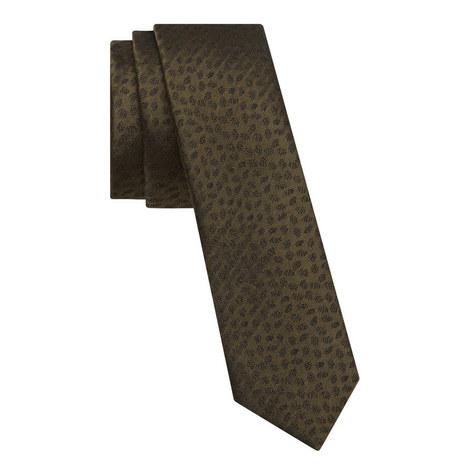 Speckled Silk Tie, ${color}