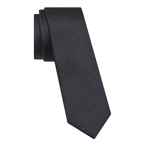 Textured Silk Tie , ${color}