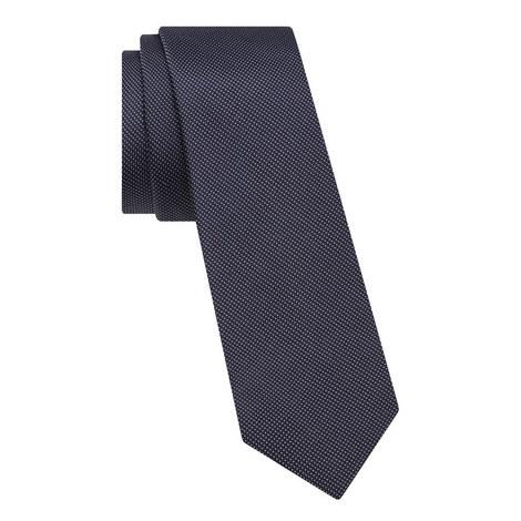 Micro Dot Pattern Tie, ${color}