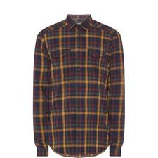 Tartan Fitted Shirt