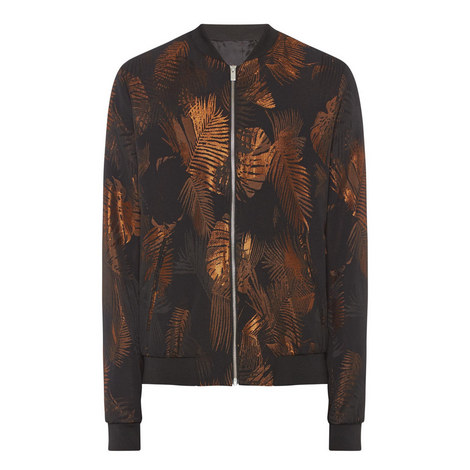 Foliage Bomber Jacket, ${color}
