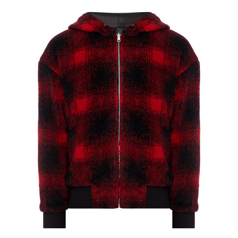 Reversible Check Jacket, ${color}