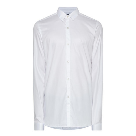 Classic Twill Shirt, ${color}