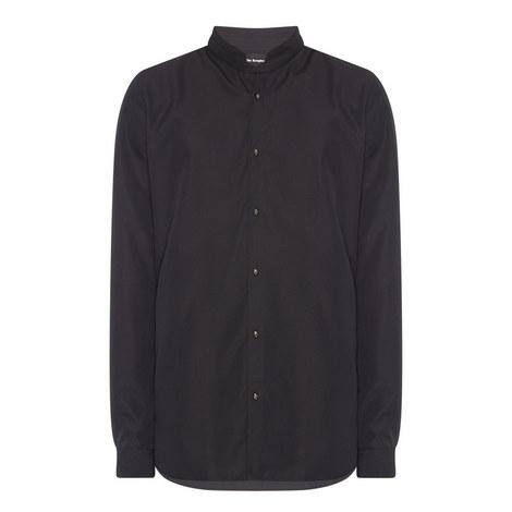 Faille Button-Down Shirt, ${color}