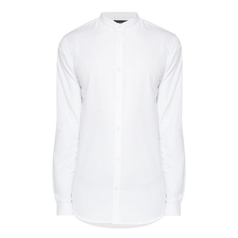 Officer Collar Shirt, ${color}