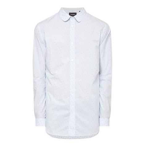 Round Collar Shirt, ${color}