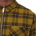 Check Zip-Fastened Shirt, ${color}
