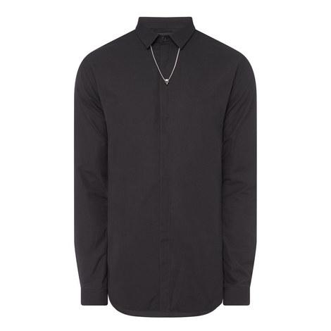 H Long Sleeve Shirt, ${color}