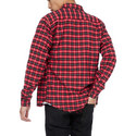 Relaxed Checked Shirt, ${color}