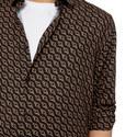 Horse Bit and Stirrup Print Shirt, ${color}