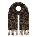 Camouflage Weave Scarf, ${color}