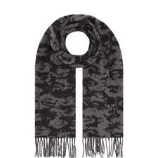 Camouflage Weave Scarf