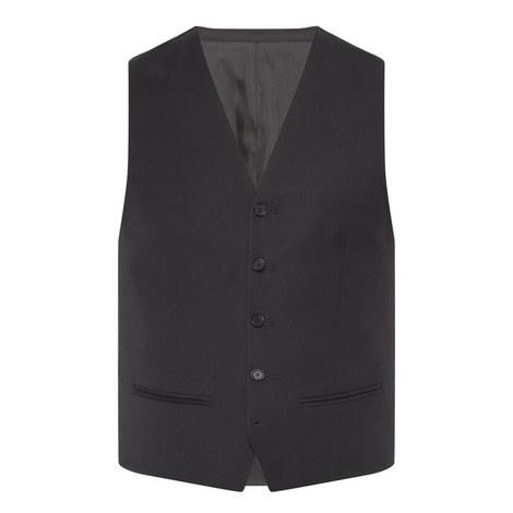 Super 100's Suit Waistcoat, ${color}