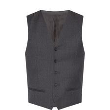 Super 100's Suit Waistcoat
