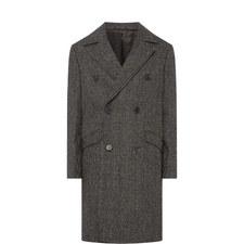 Micro-Check Coat