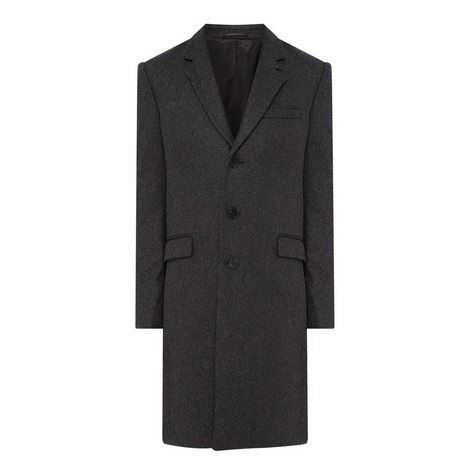 Single-Breasted Overcoat, ${color}