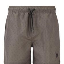 Micro Diamond Swim Shorts