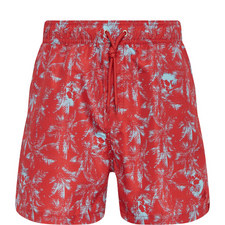 Palm Skulls Swim Shorts