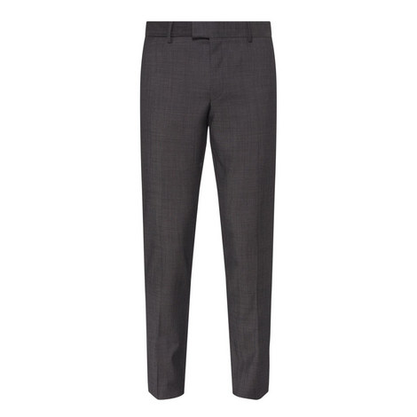 Virgin Wool Suit Trousers, ${color}