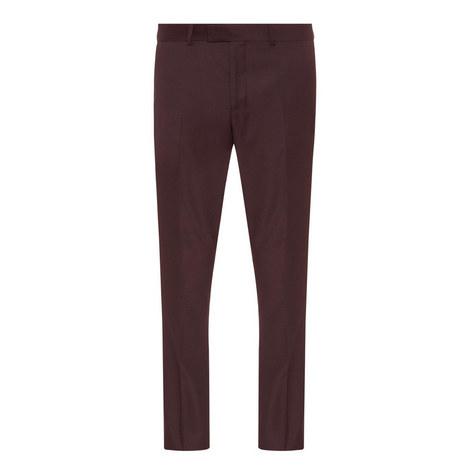 Woven Suit Trousers, ${color}