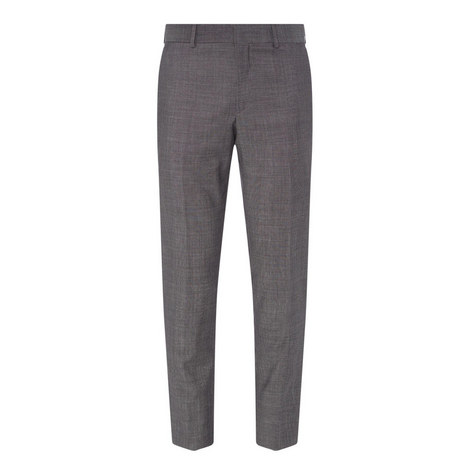 Fitted Suit Trousers, ${color}