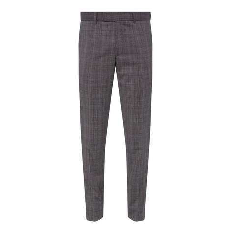 Prince of Wales Suit Trousers, ${color}