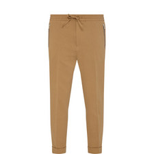 Zipped Pocket Trousers