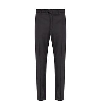 Super 100's Suit Trousers