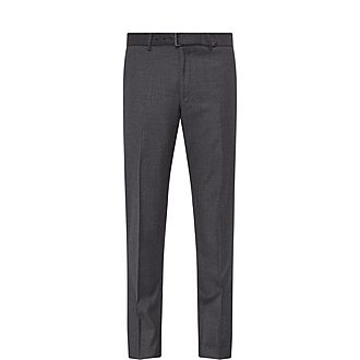 Super 100's Suit Trousers