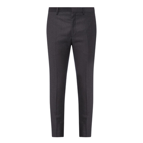 Striped Suit Trousers, ${color}