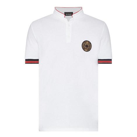 Military Insignia Polo Shirt, ${color}