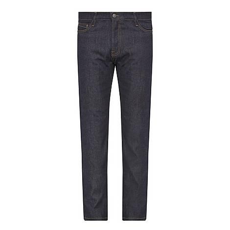 Raw Regular Jeans, ${color}