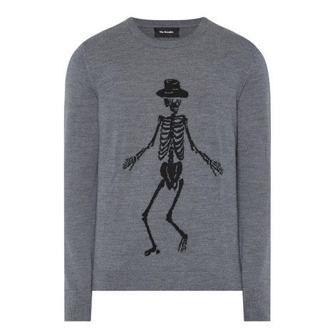 Skeleton Merino Sweater, ${color}