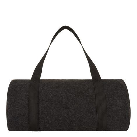 Embroidered Barrel Holdall Bag, ${color}