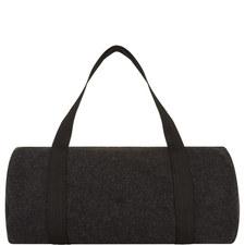 Embroidered Barrel Holdall Bag