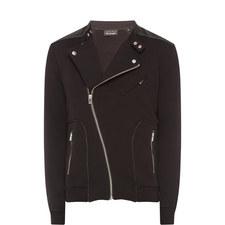 Biker Collar Jacket