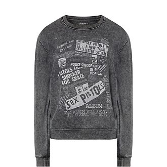 Sex Pistols Sweatshirt