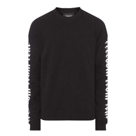 Nightmare Print Sweatshirt, ${color}