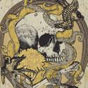Octopus Skull Print T-Shirt, ${color}