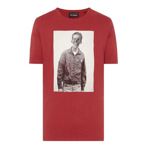 Pilote Skullhead T-Shirt, ${color}