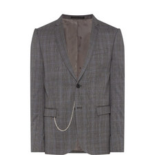 Prince of Wales Suit Jacket